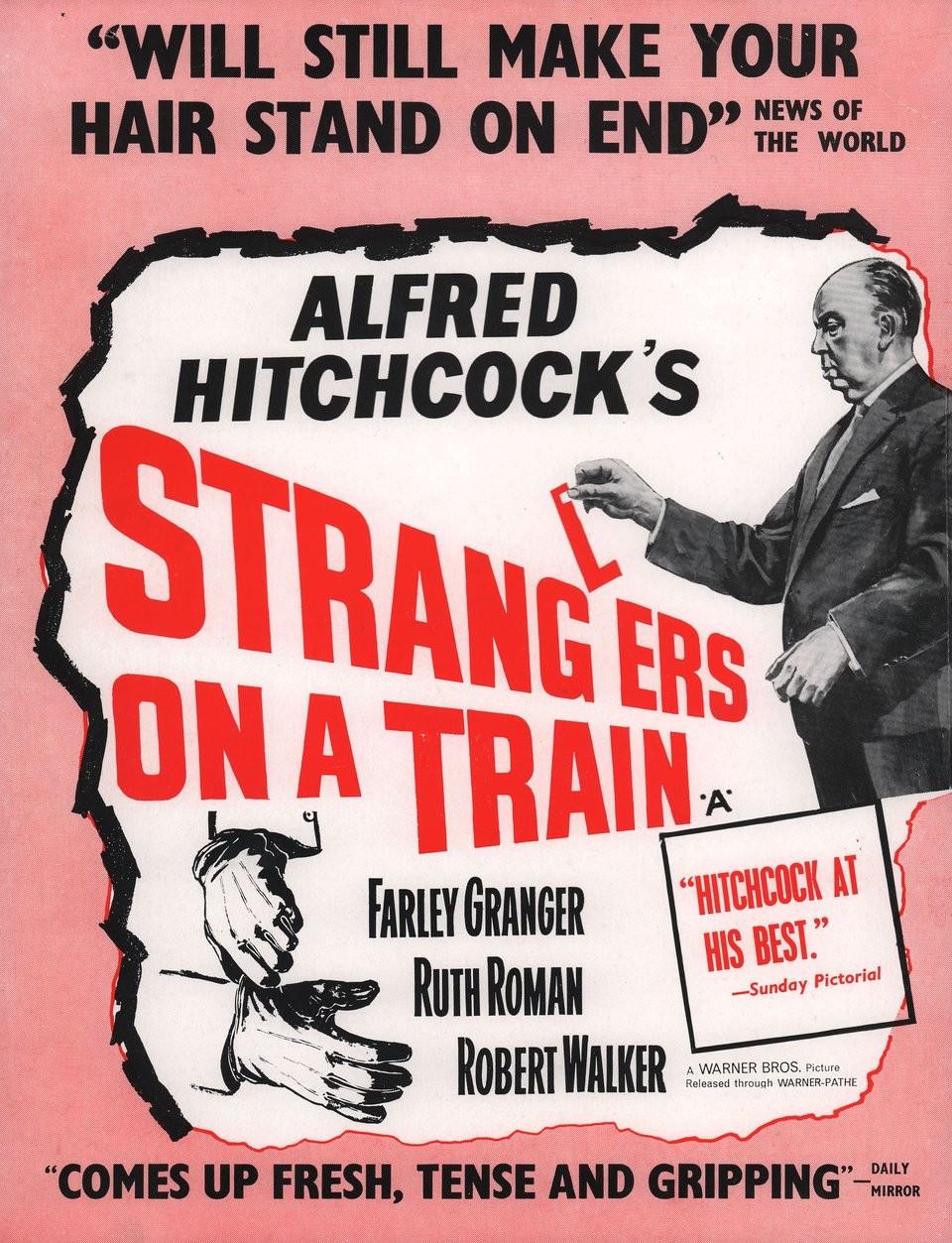 1950s Hitchcock