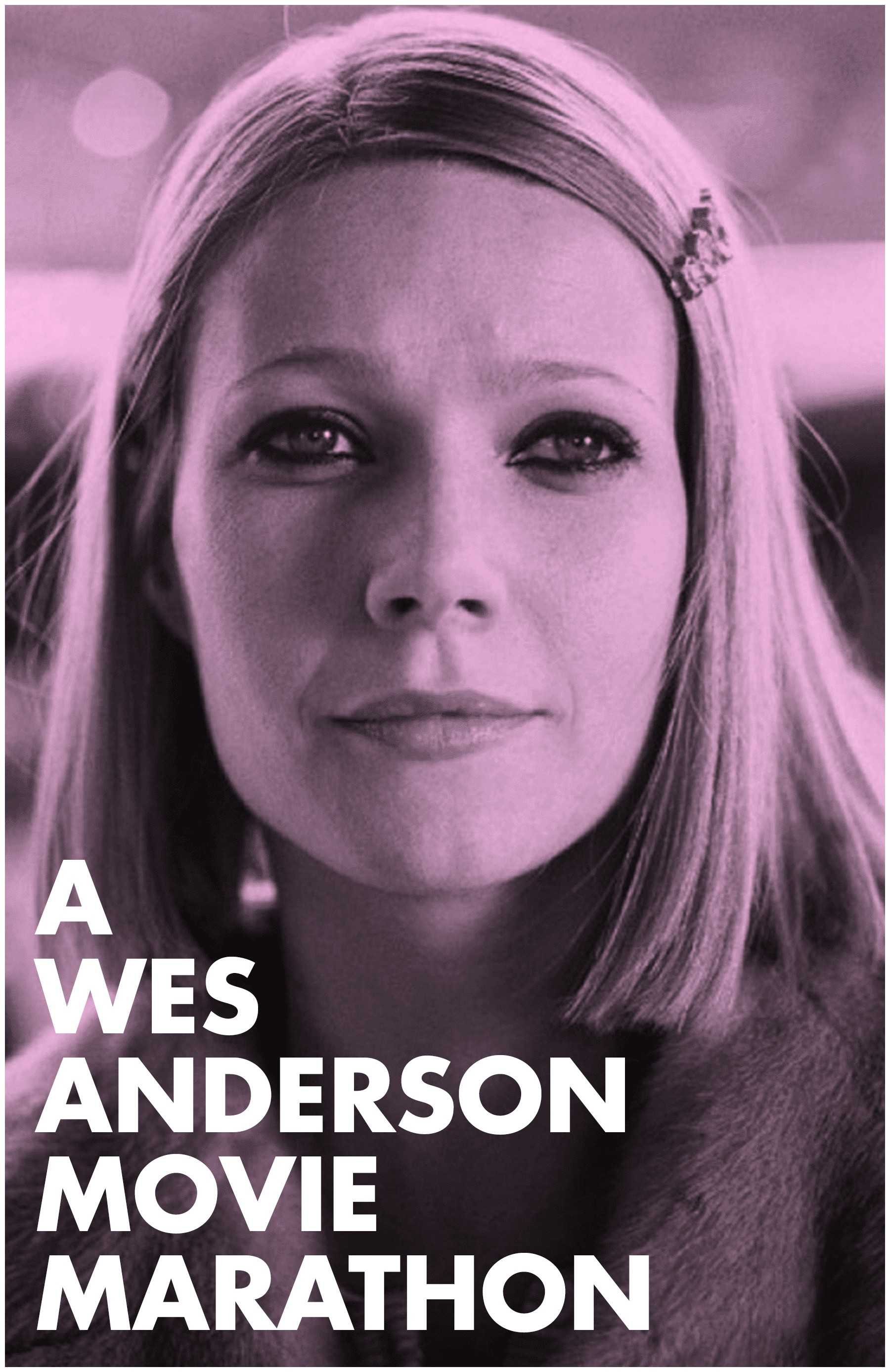 A WES ANDERSON MOVIE MARATHON
