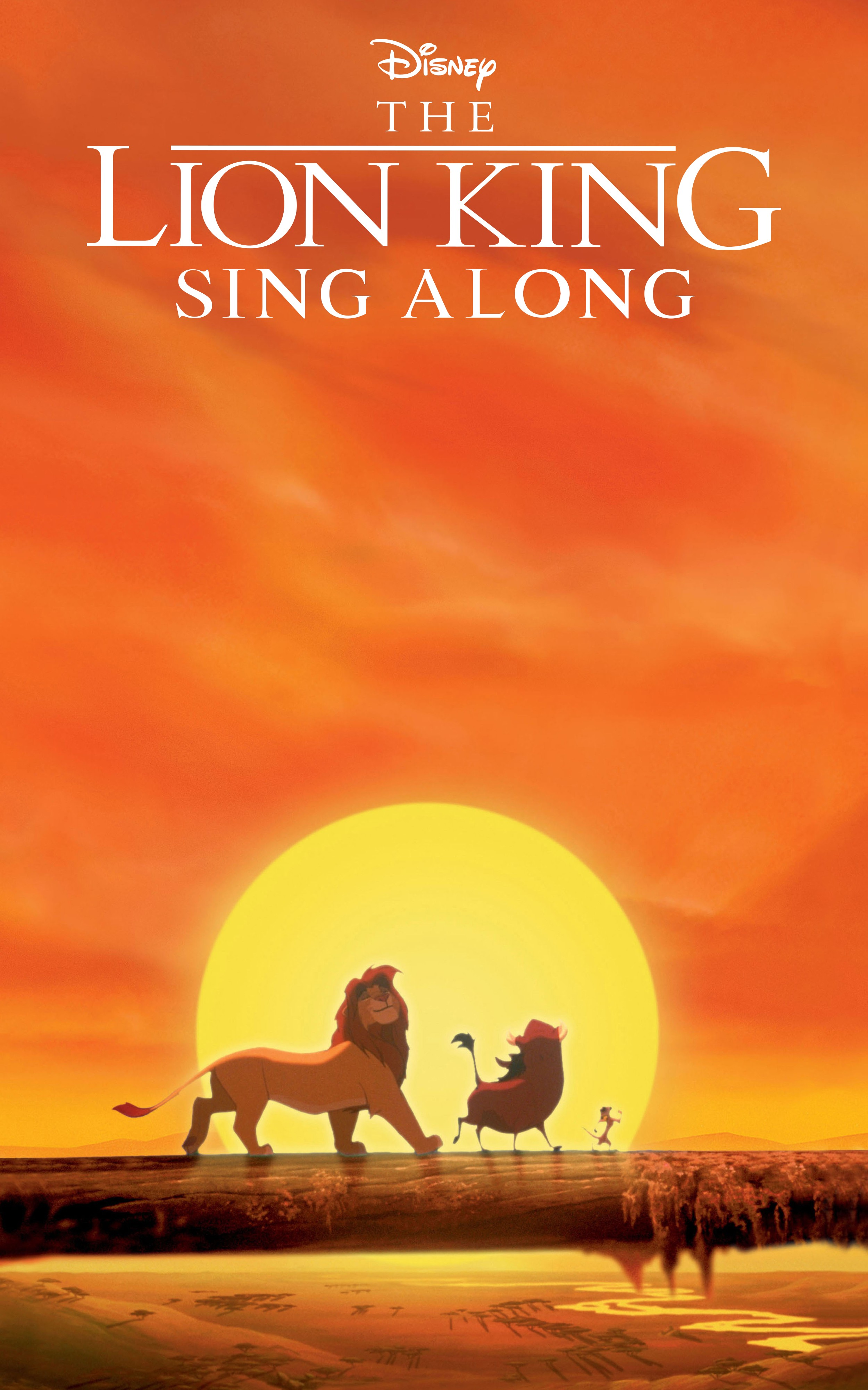 THE LION KING [1994] - SING ALONG