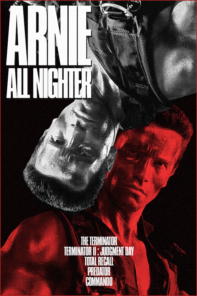 ARNIE ALL NIGHTER
