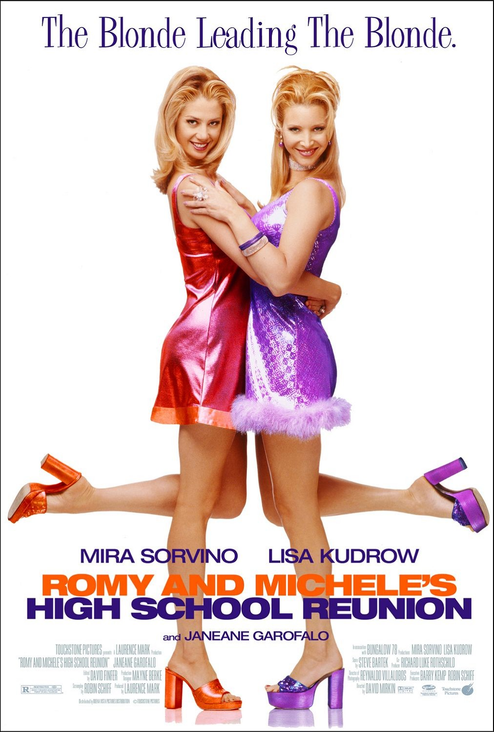 ROMY AND MICHELE'S HIGH SCHOOL REUNION - as part of 'Diamonds In The Sky'