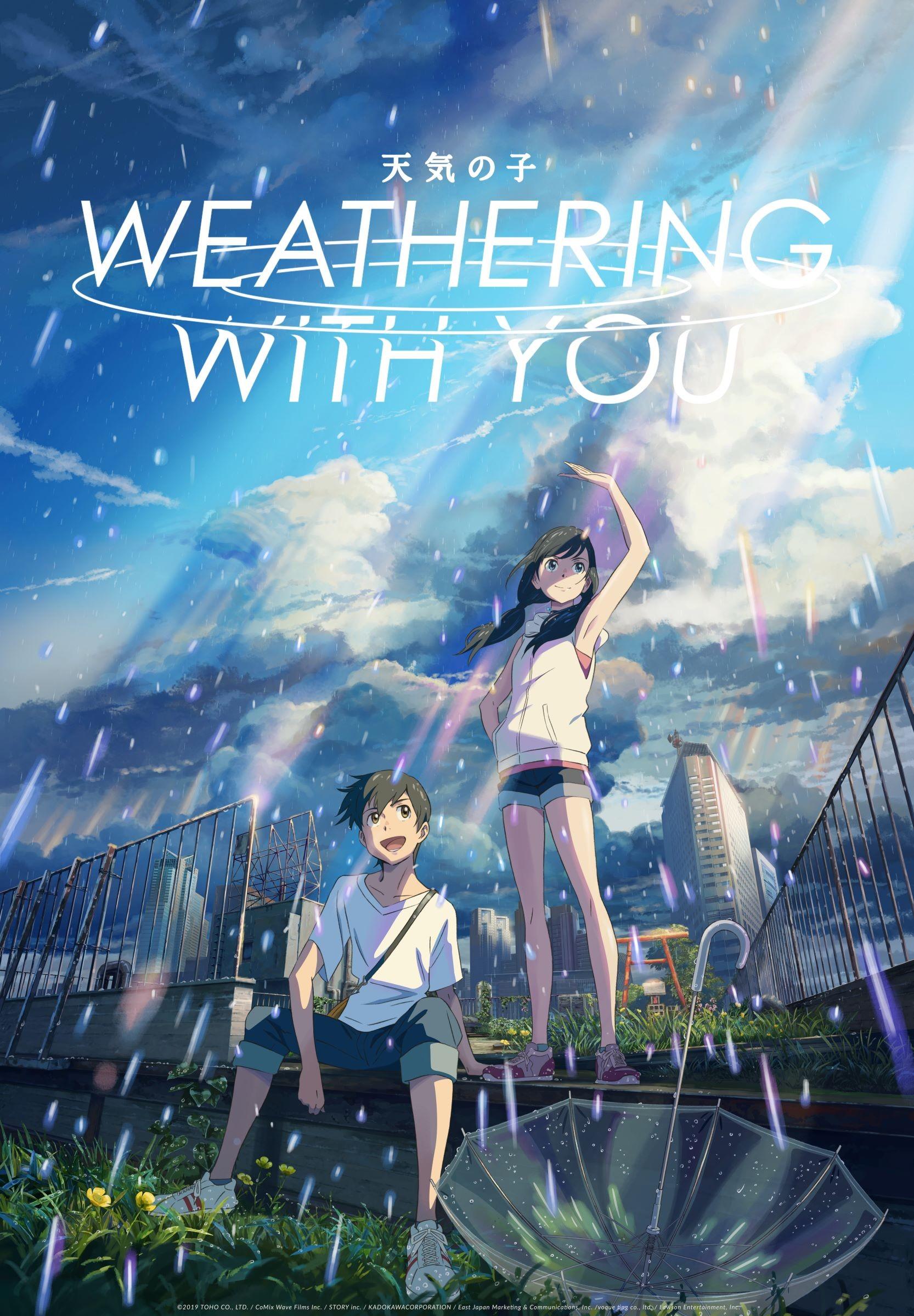 WEATHERING WITH YOU [Tenki no ko]