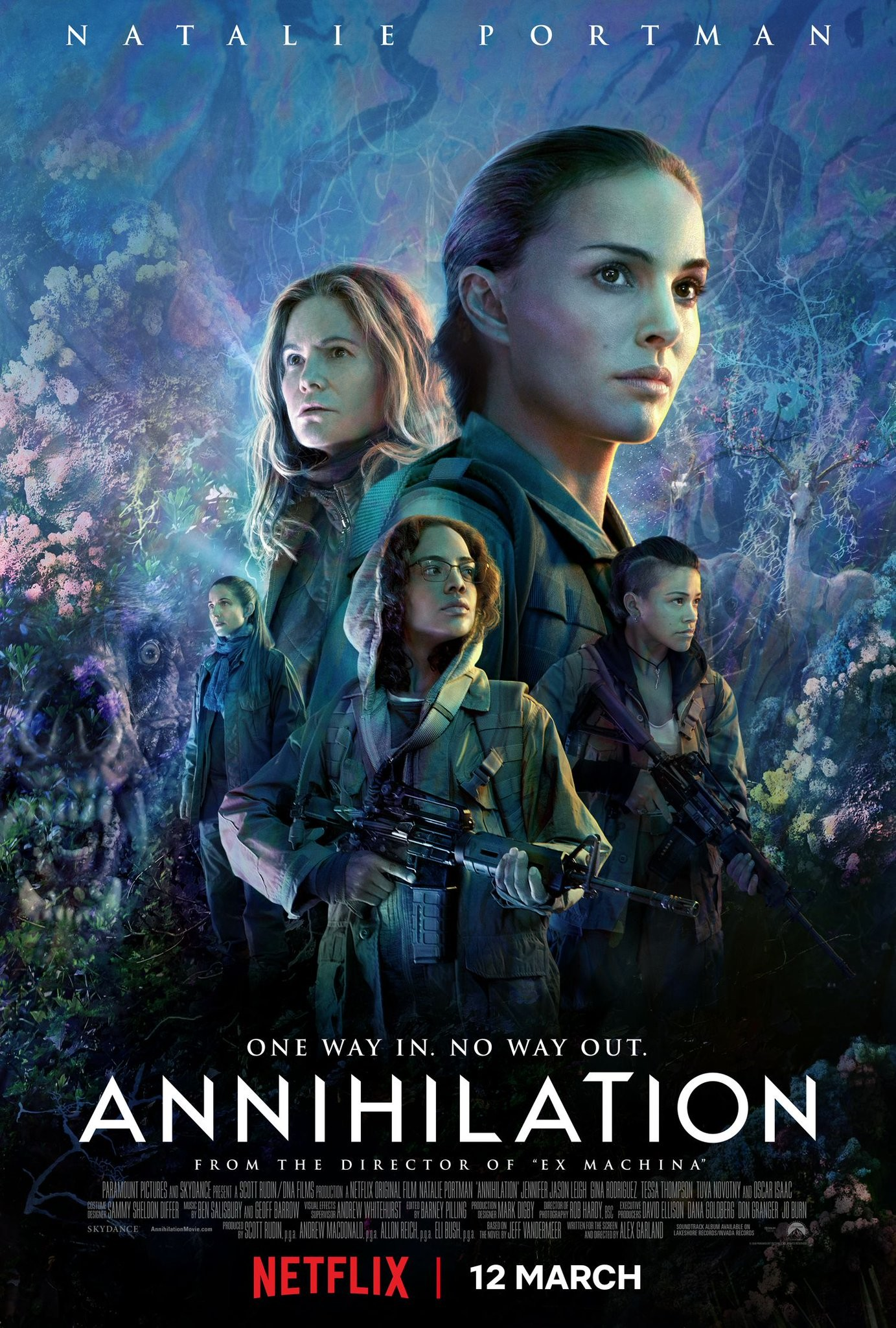 ANNIHILATION [Week Long Engagement]