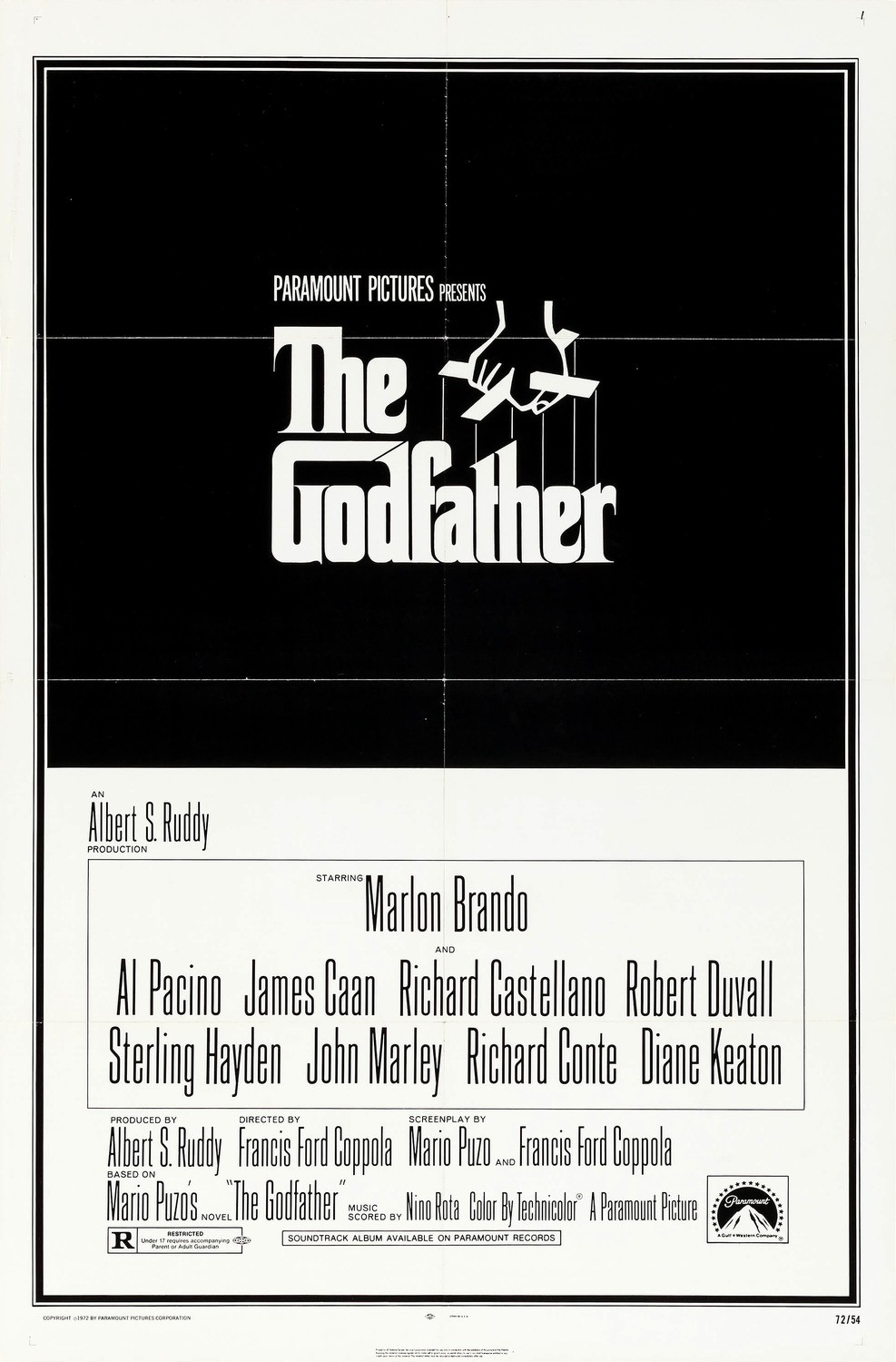 THE GODFATHER [Week Long Engagement]