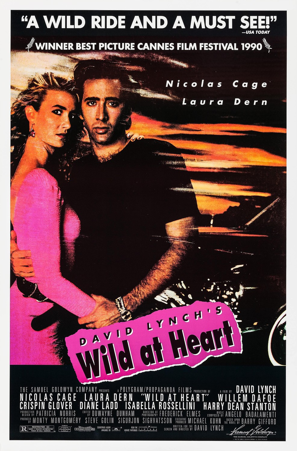 WILD AT HEART [Week Long Engagement]