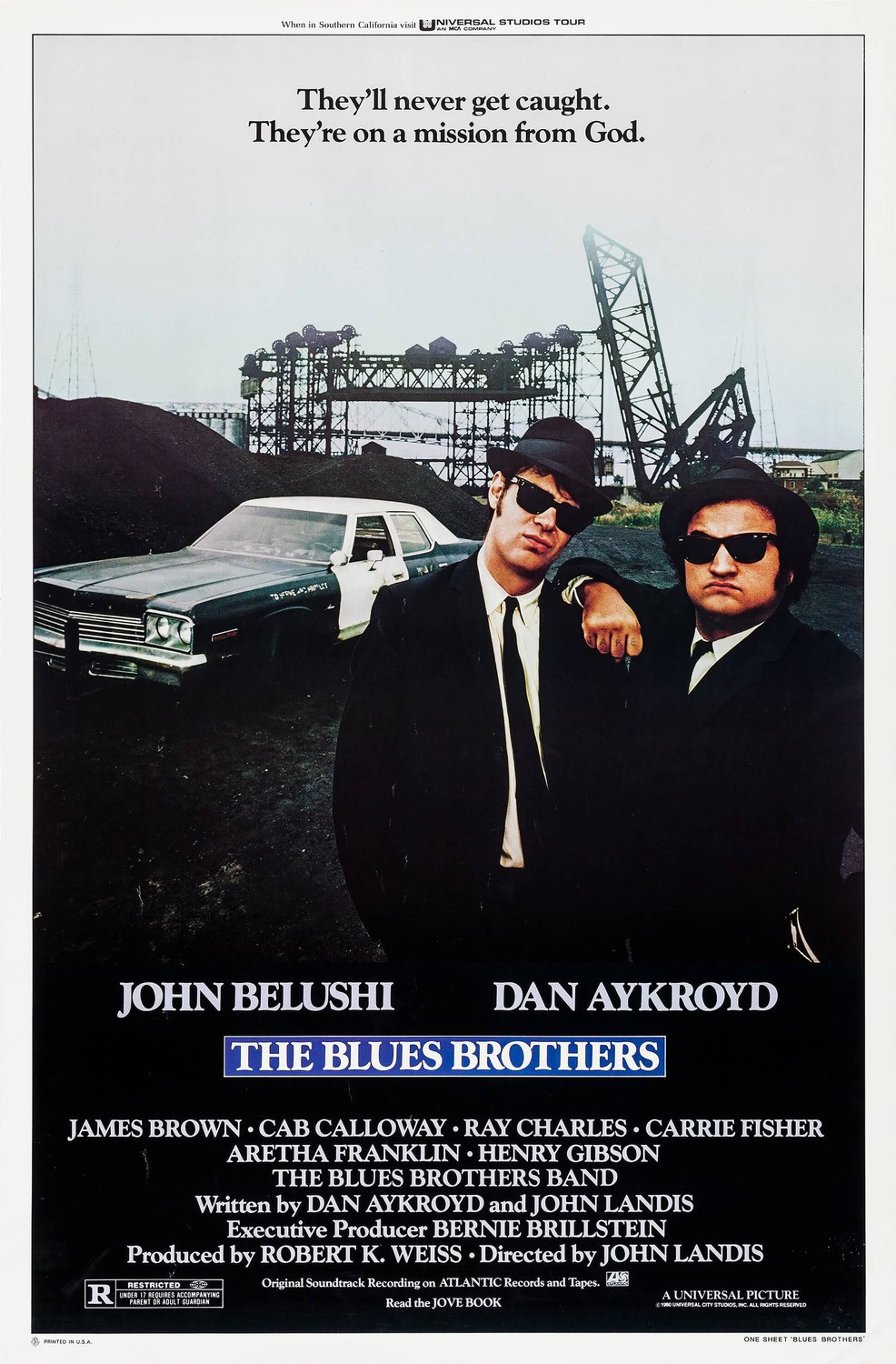 THE BLUES BROTHERS [Week Long Engagement]