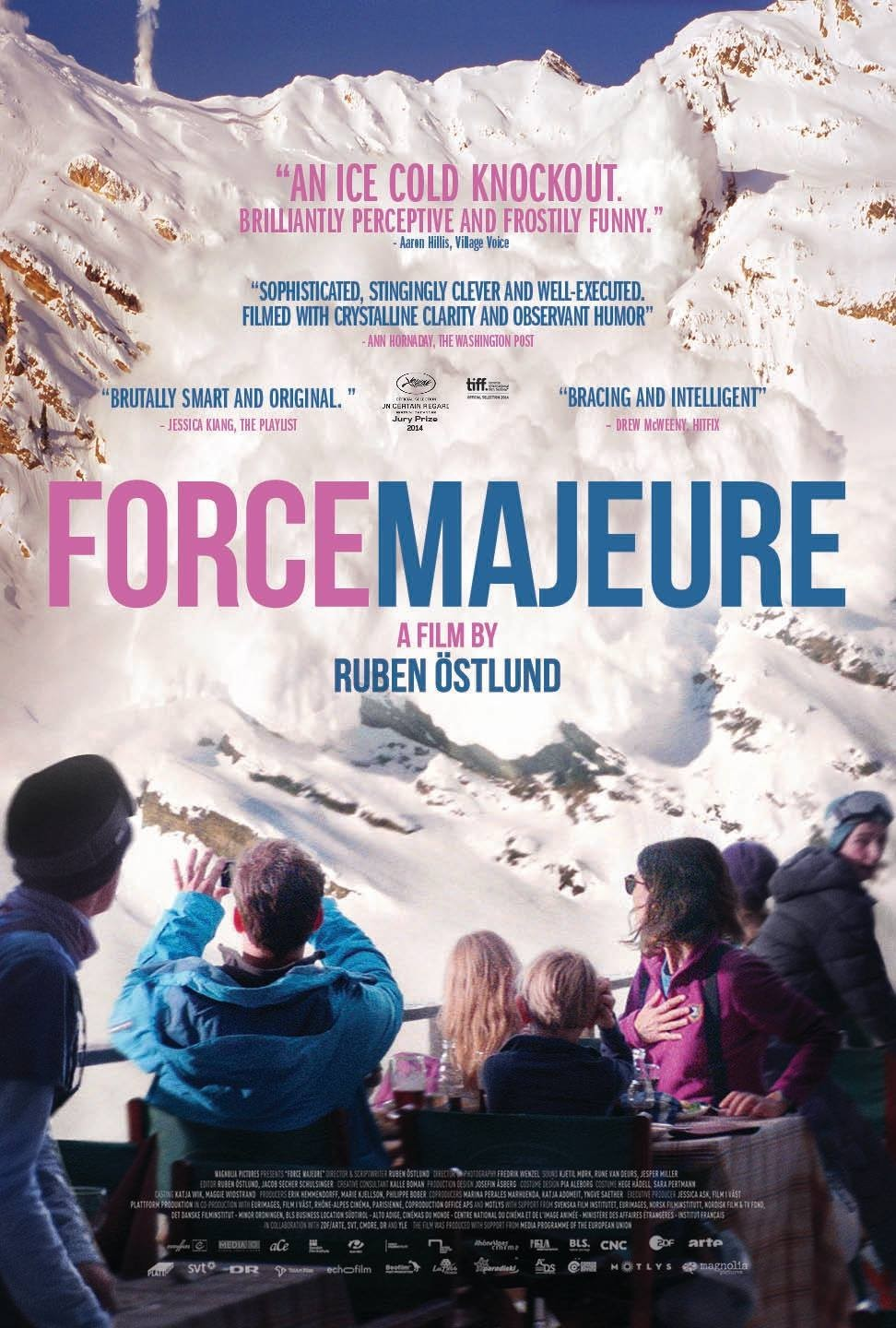 FORCE MAJEURE (TURIST)
