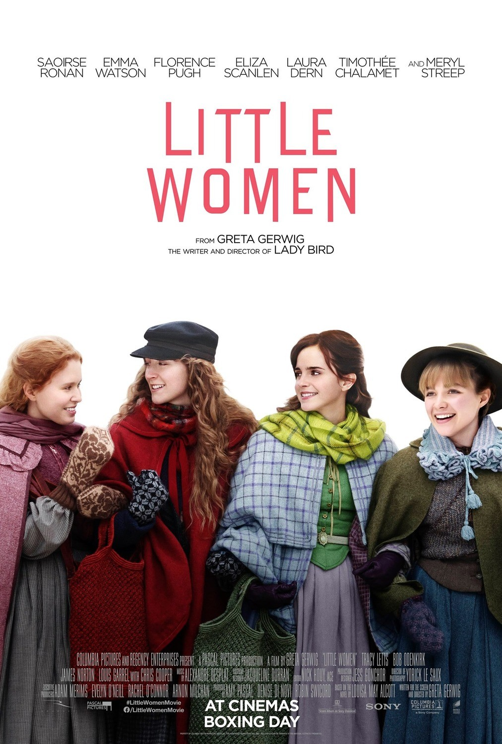 LITTLE WOMEN [2019]
