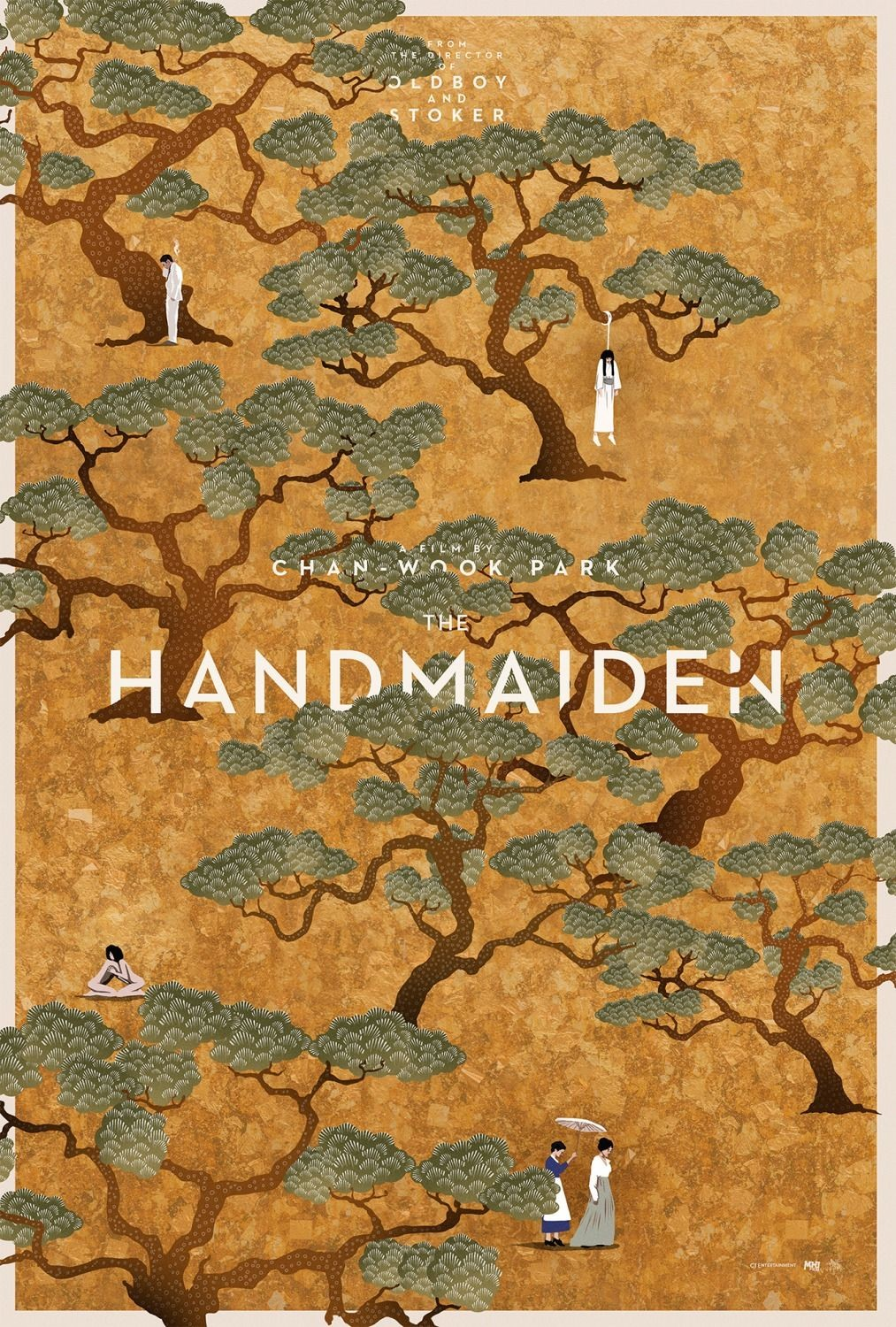THE HANDMAIDEN : DIRECTOR'S CUT