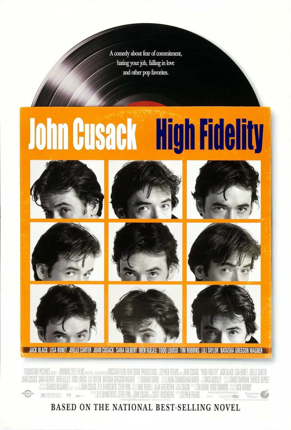 HIGH FIDELITY on RECORD STORE DAY