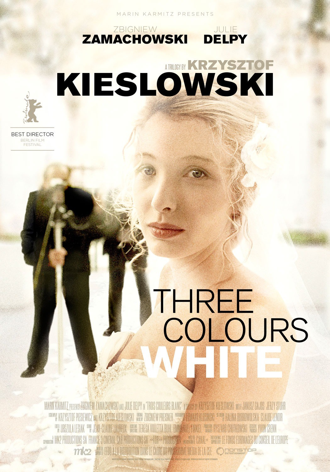 THREE COLOURS: WHITE