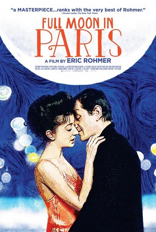 FULL MOON IN PARIS [Les nuits de la pleine lune]