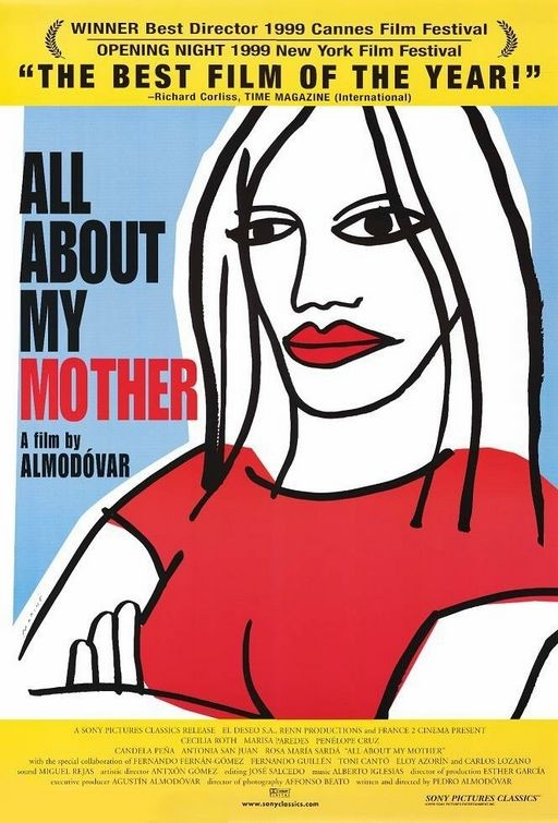 ALL ABOUT MY MOTHER [Todo sobre mi madre]