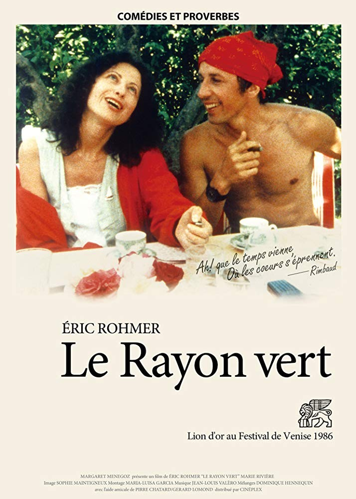 THE GREEN RAY [Le rayon vert]