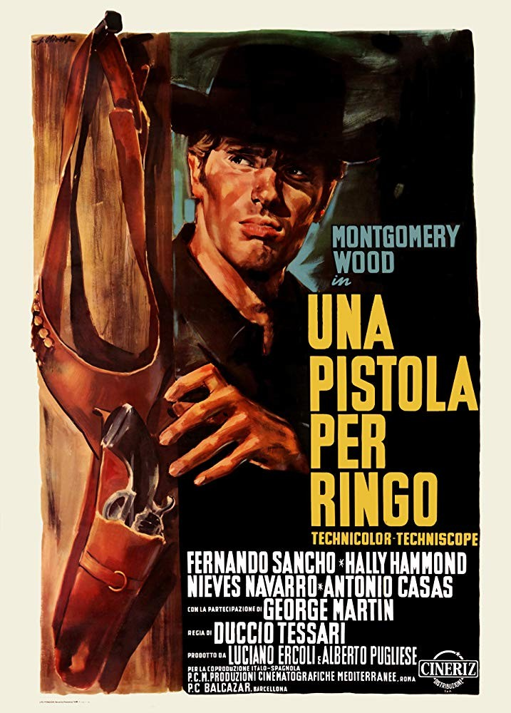 SPAGHETTI WESTERNS AND WESTERNS