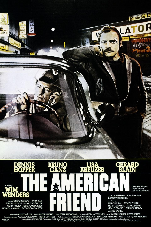 THE AMERICAN FRIEND [Der amerikanische Freund]