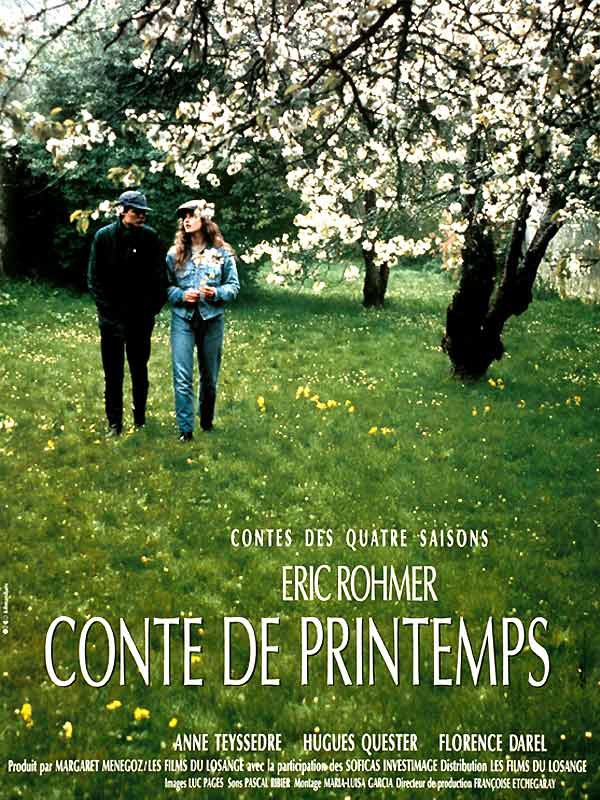 A TALE OF SPRINGTIME [Conte de printemps]