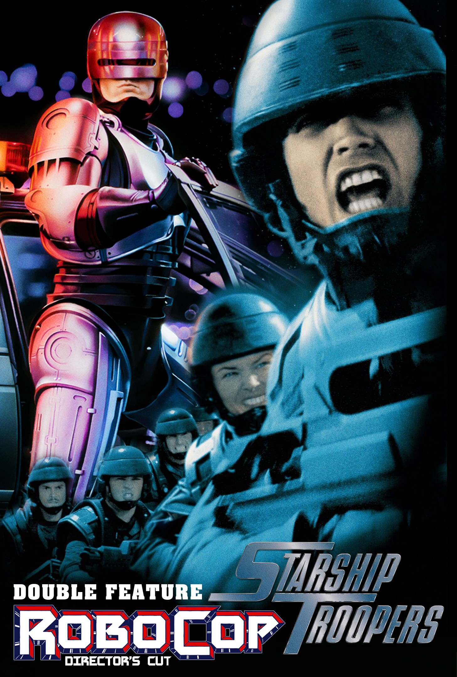 ROBOCOP [1987] & STARSHIP TROOPERS
