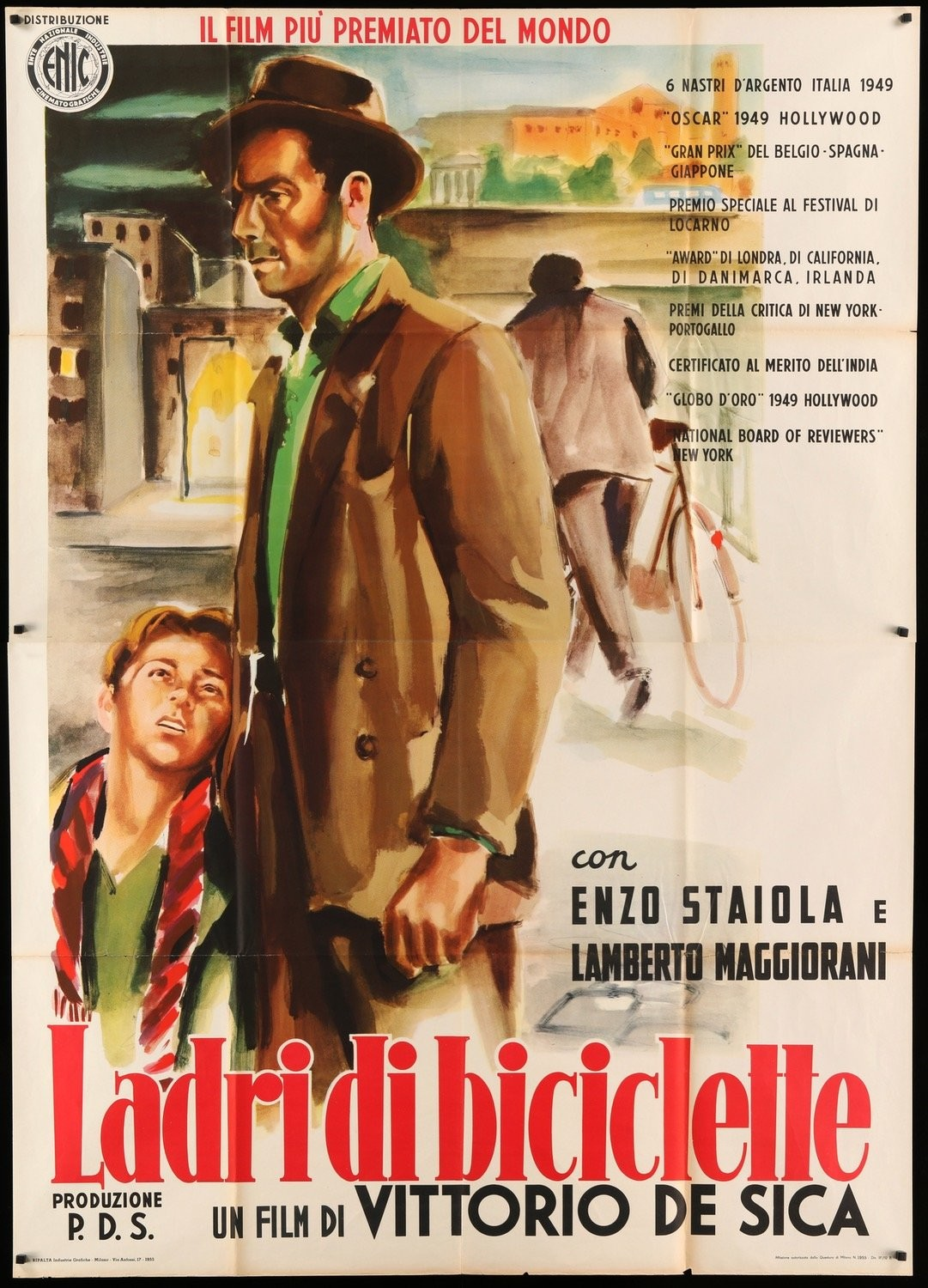 BICYCLE THIEVES [Ladri di biciclette]