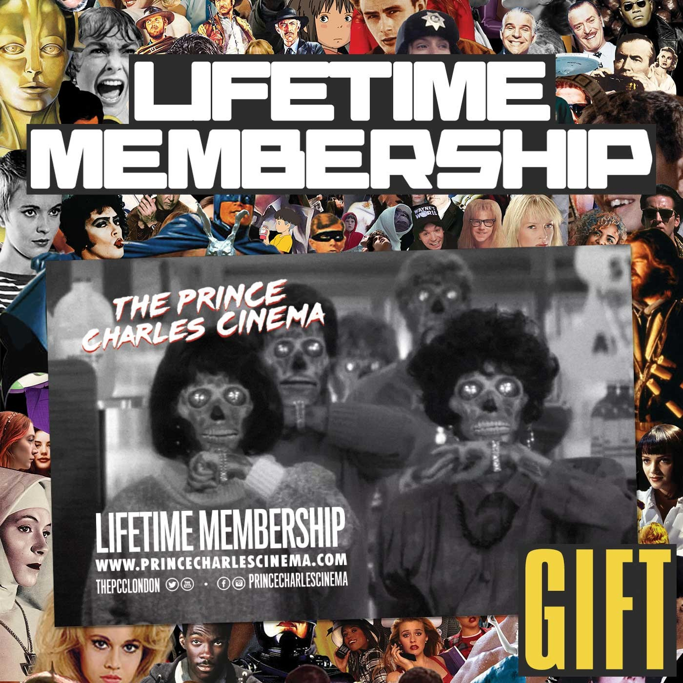Lifetime Membership Gift