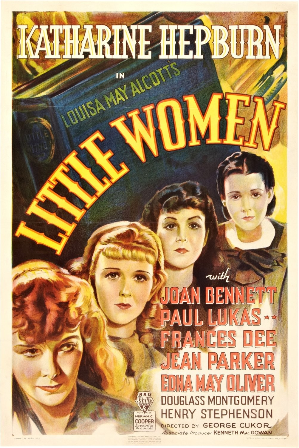 LITTLE WOMEN [1933]