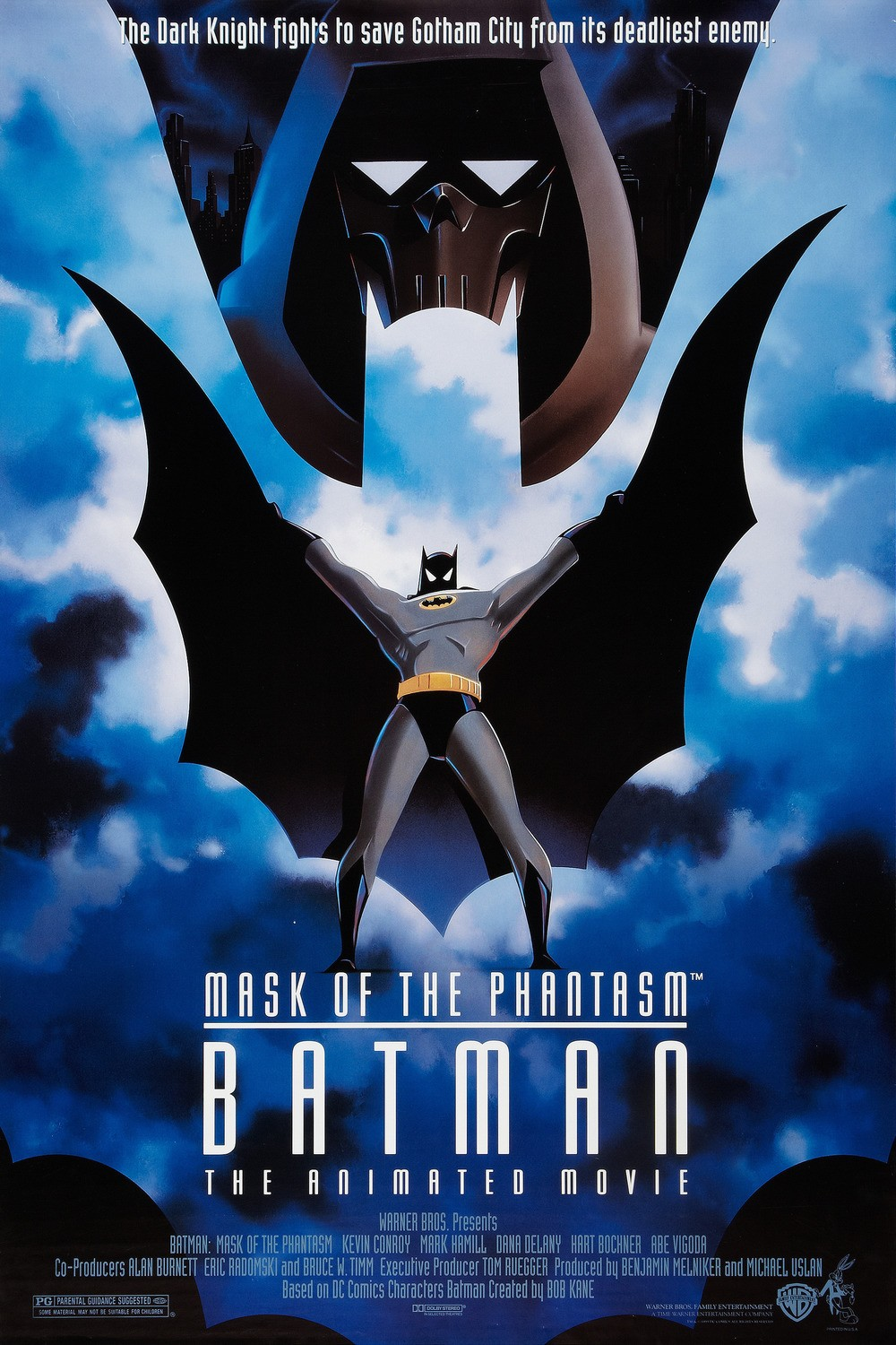 BATMAN : MASK OF THE PHANTASM