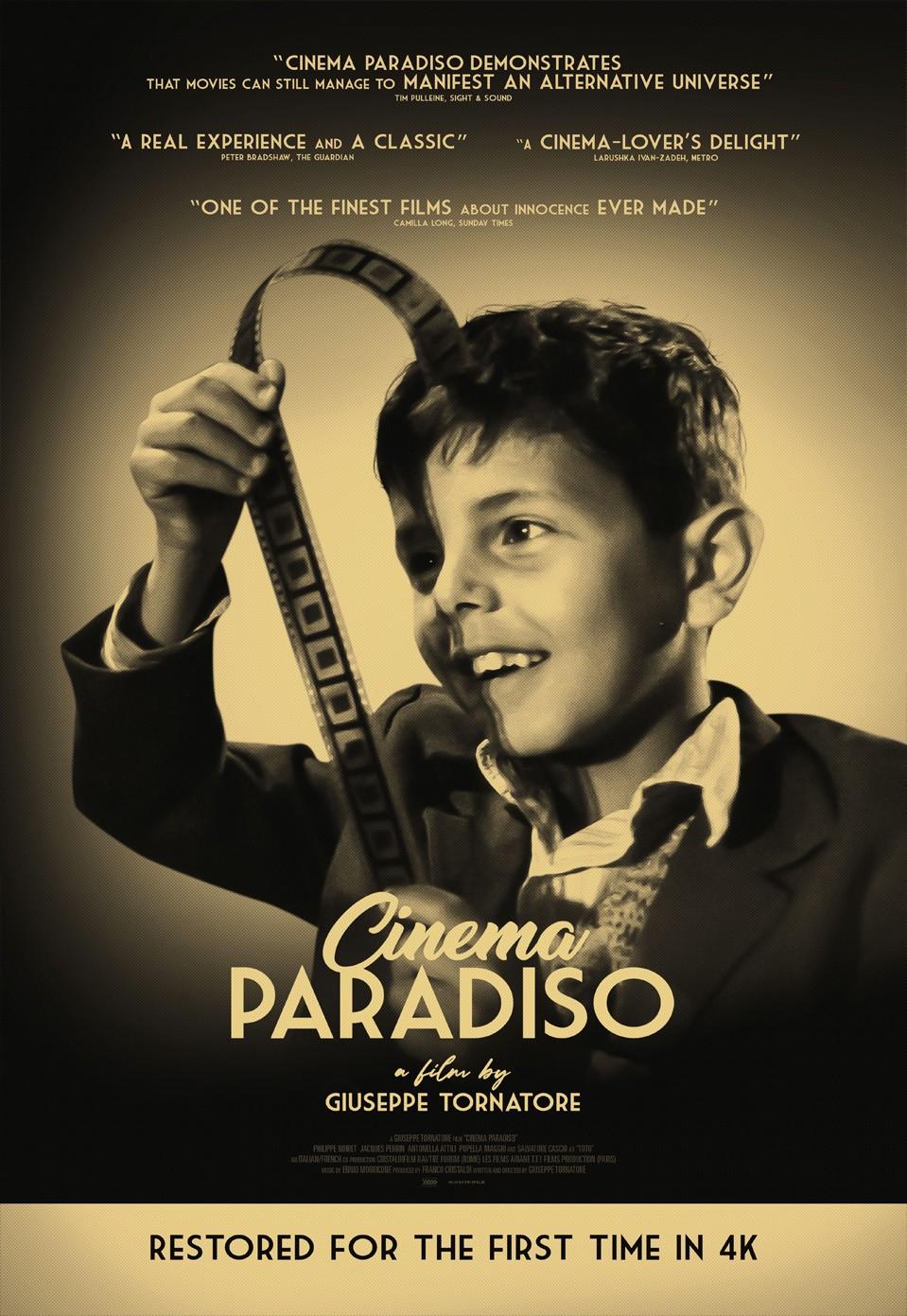 CINEMA PARADISO [Nuovo Cinema Paradiso]