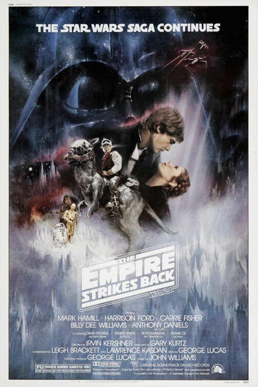 STAR WARS EPISODE V : THE EMPIRE STRIKES BACK