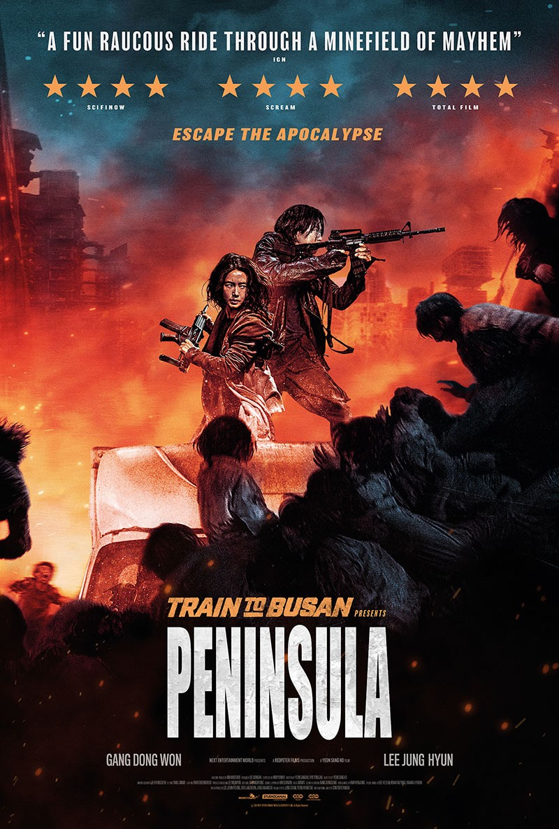 TRAIN TO BUSAN PRESENTS : PENINSULA