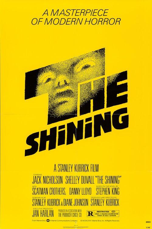 THE SHINING [UK Version]
