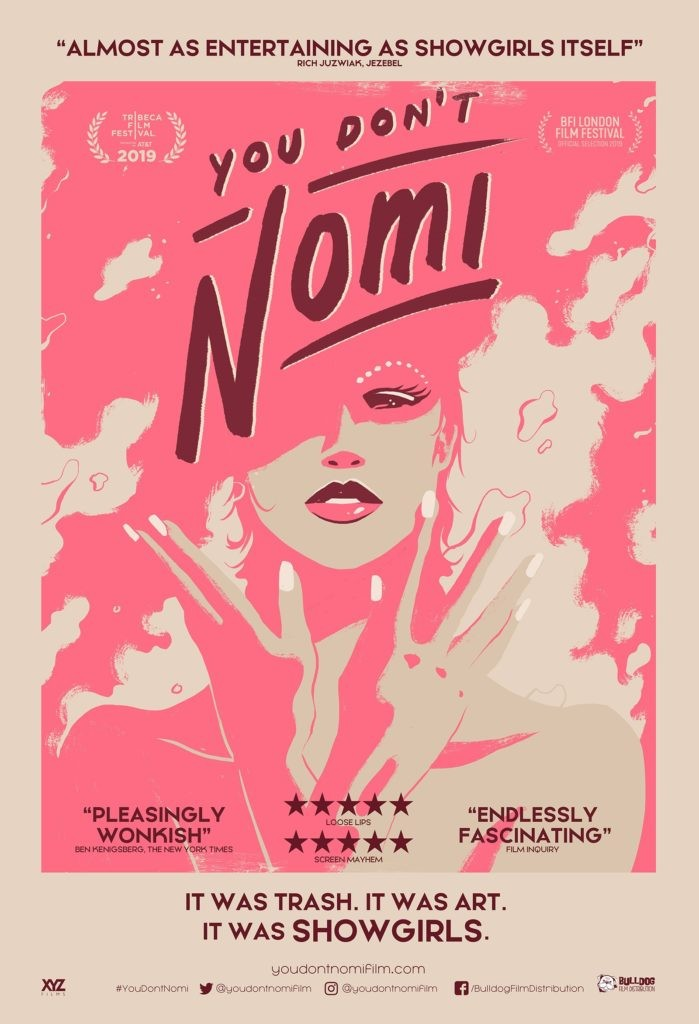 YOU DON'T NOMI + SHOWGIRLS