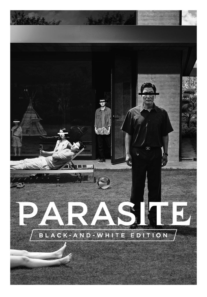 PARASITE : BLACK & WHITE EDITION