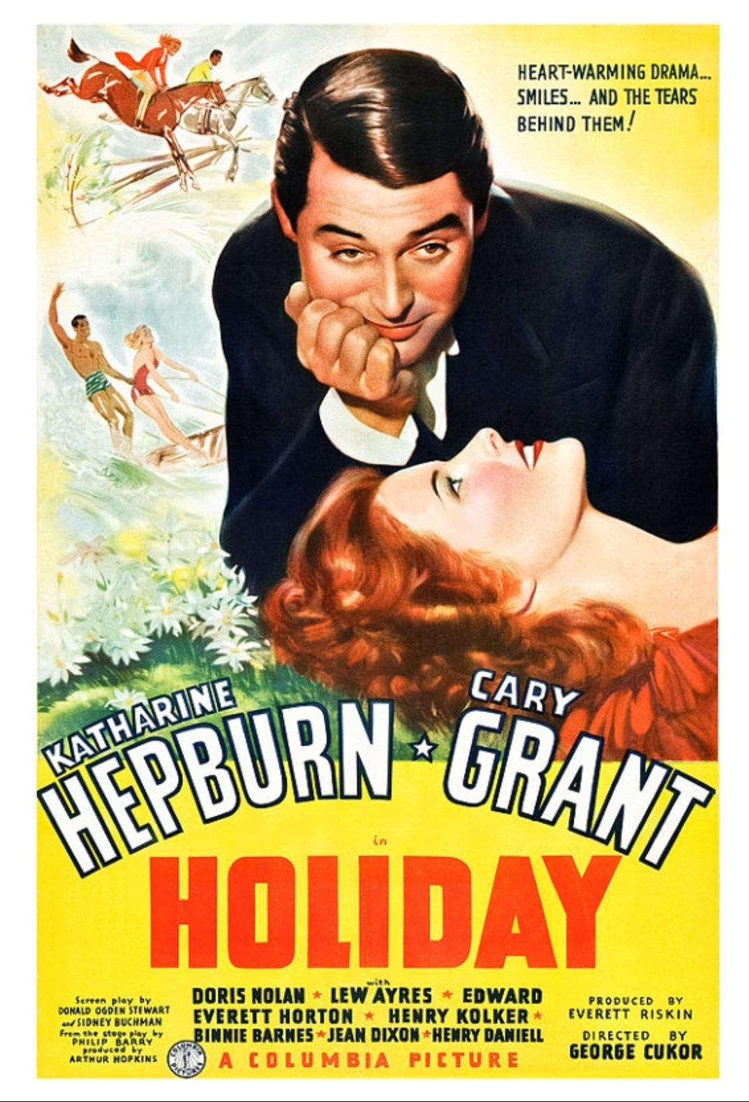 HOLIDAY [1938]