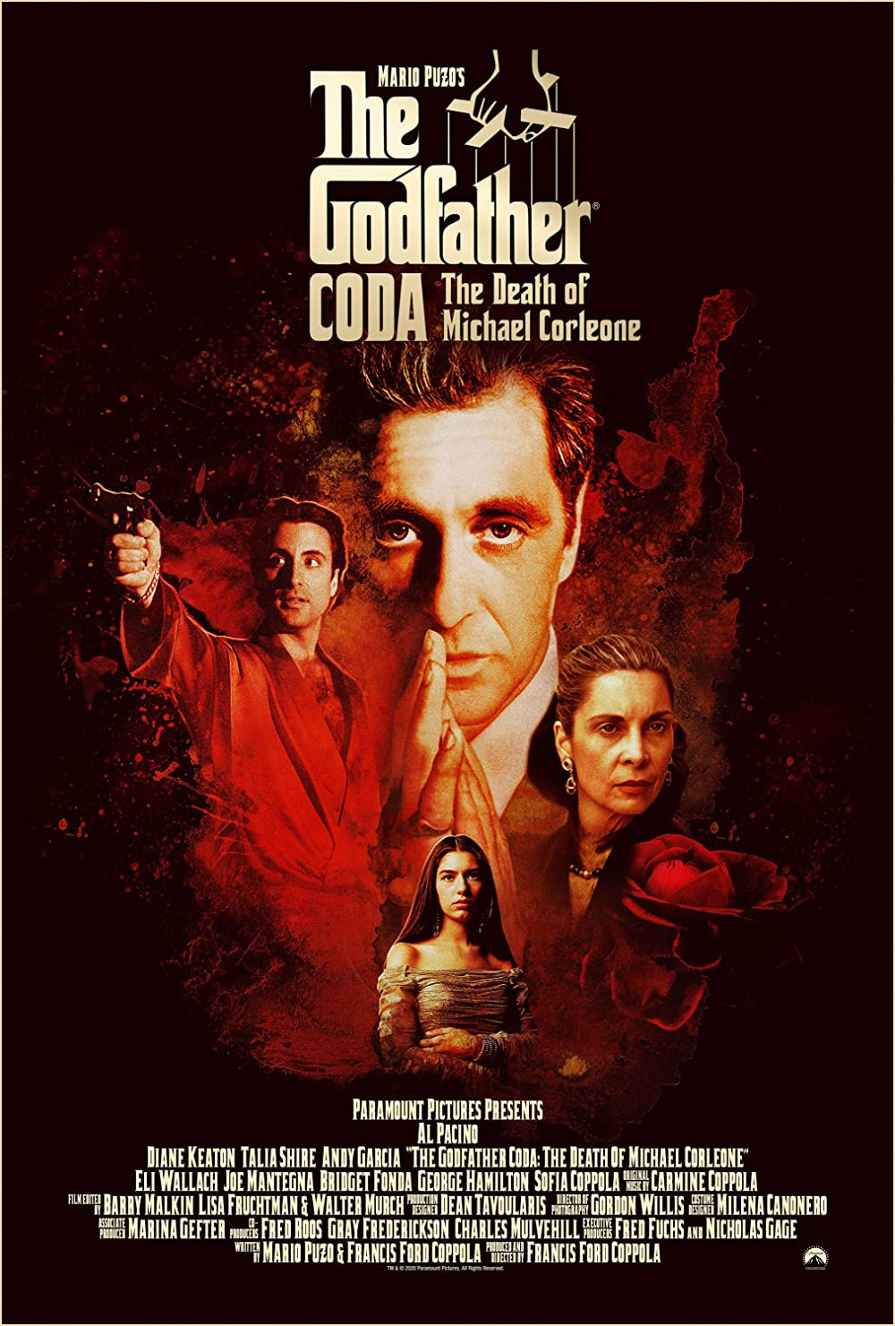 THE GODFATHER CODA : THE DEATH OF MICHAEL CORLEONE