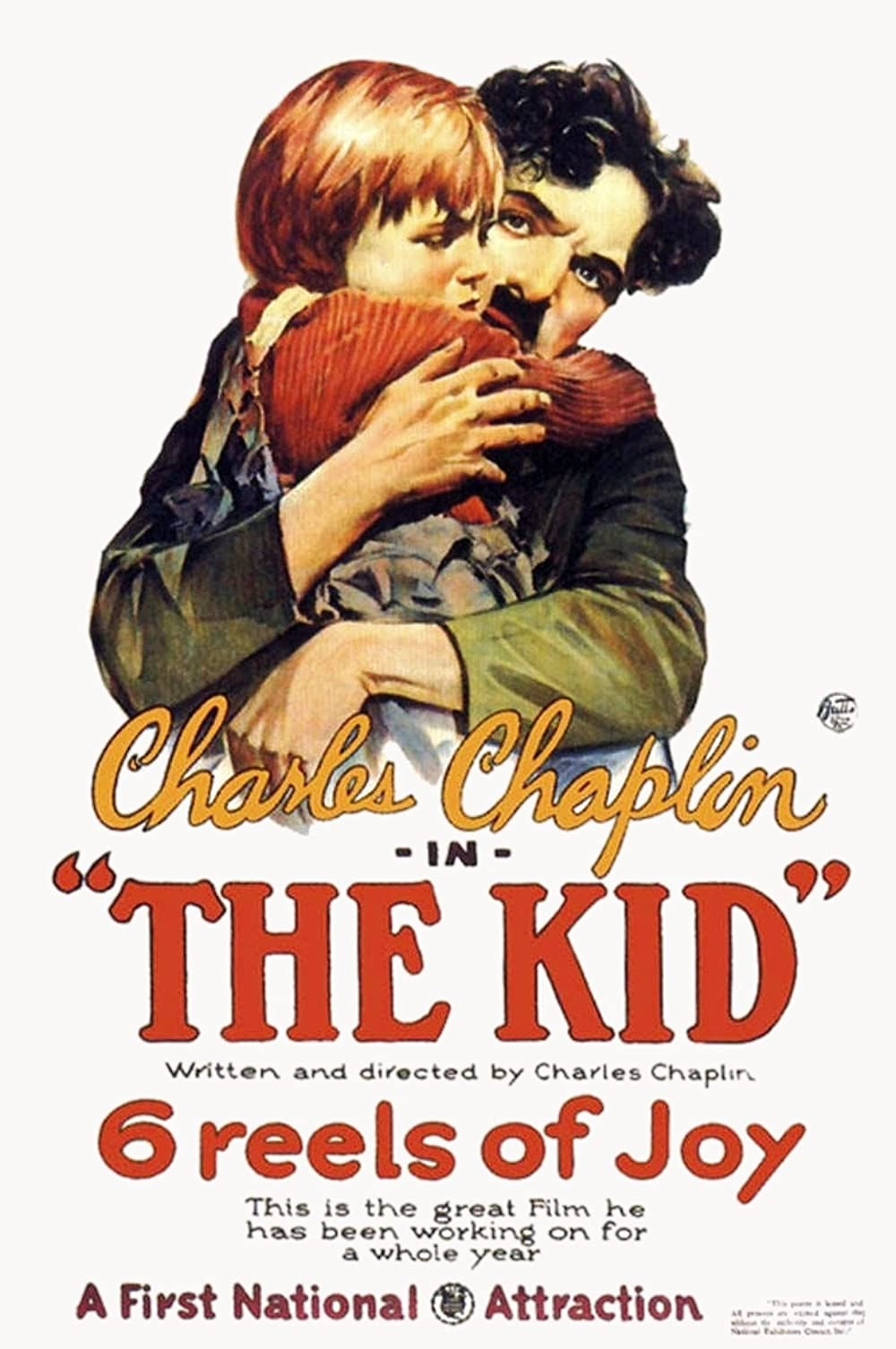 THE KID [1921]