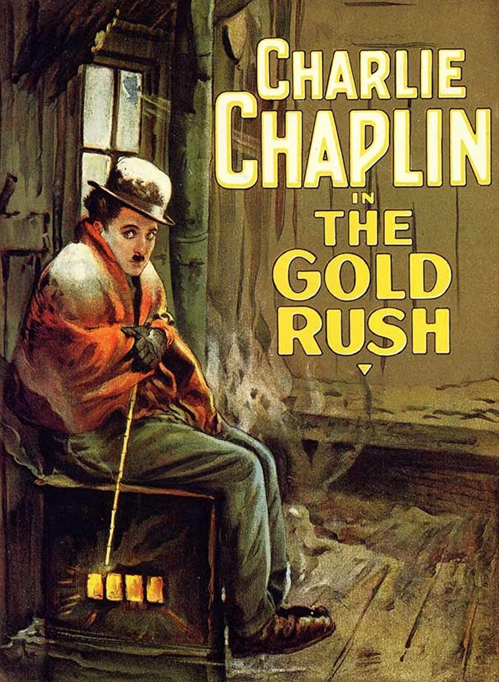 THE GOLD RUSH [1925]