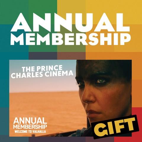Annual Membership Gift Voucher
