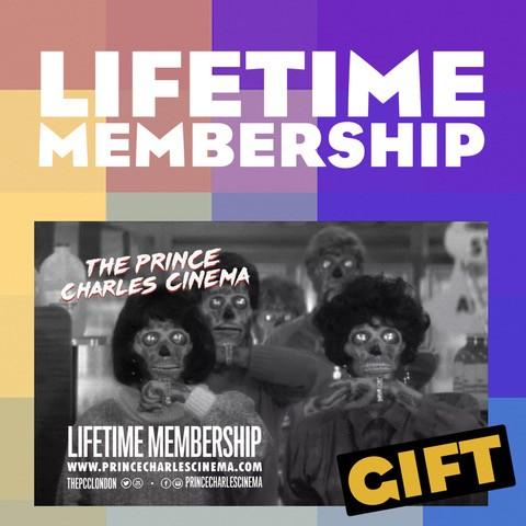 Lifetime Membership Gift