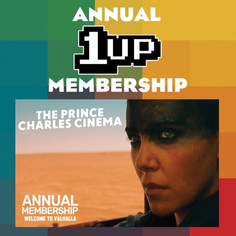 ANNUAL 1UP MEMBERSHIP