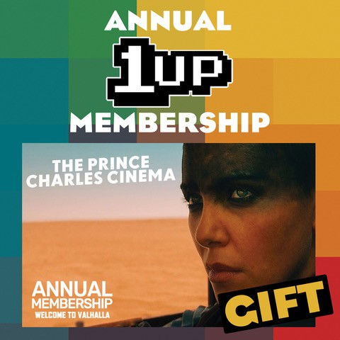 GIFT ANNUAL 1UP MEMBRSHIP
