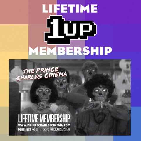 LIFETIME 1UP MEMBERSHIP