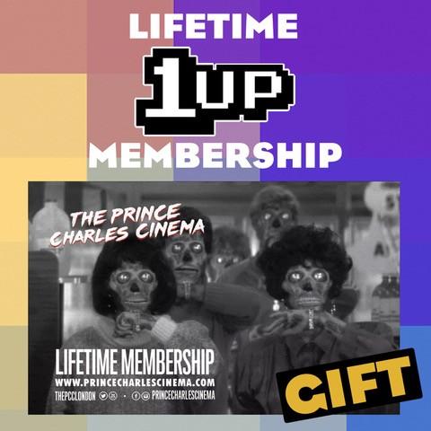Lifetime 1UP Membership Gift