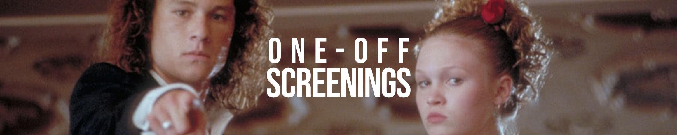 One-Off Screenings
