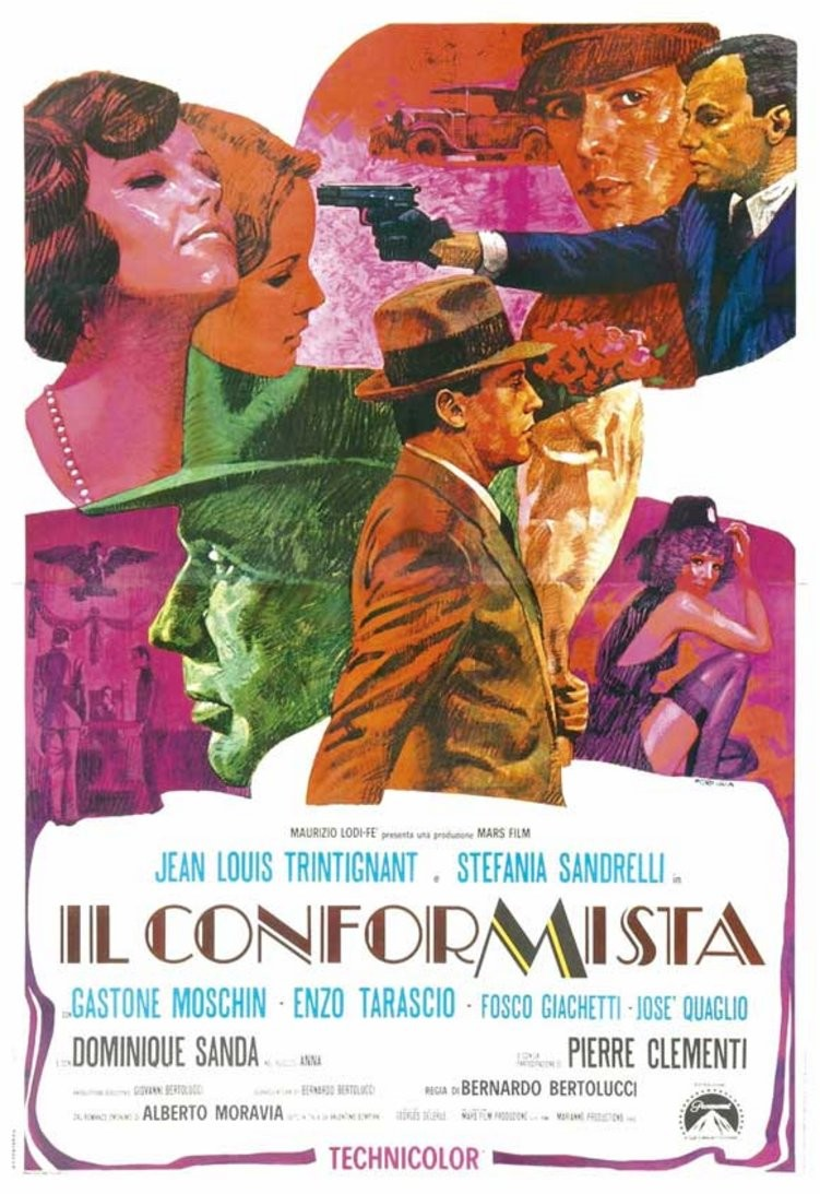 THE CONFORMIST [IL Conformista]