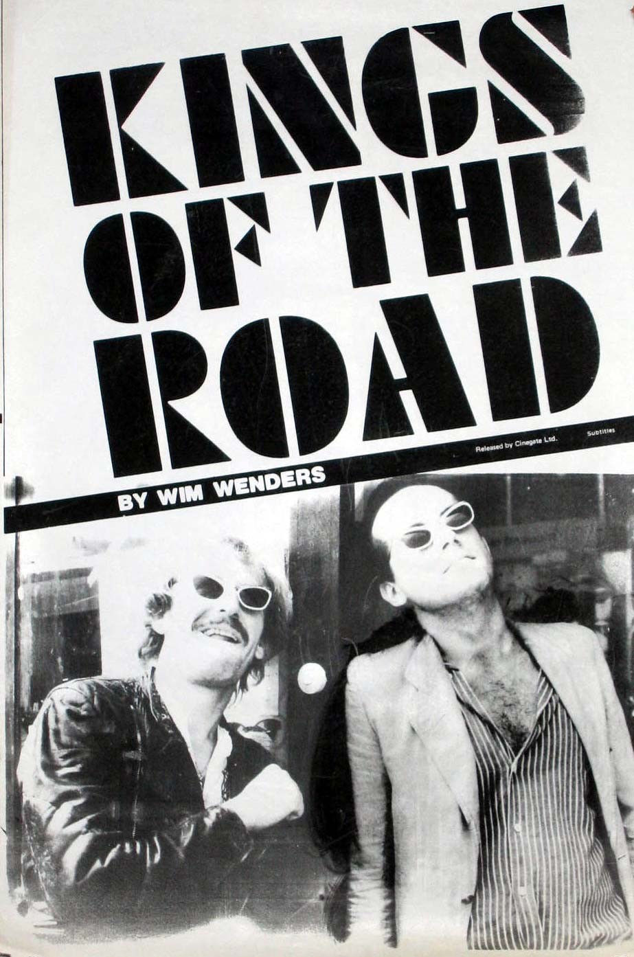KINGS OF THE ROAD [Im Lauf der Zeit]