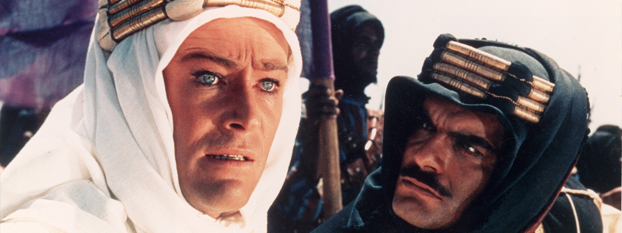 LAWRENCE OF ARABIA - Restored 70mm Presentation
