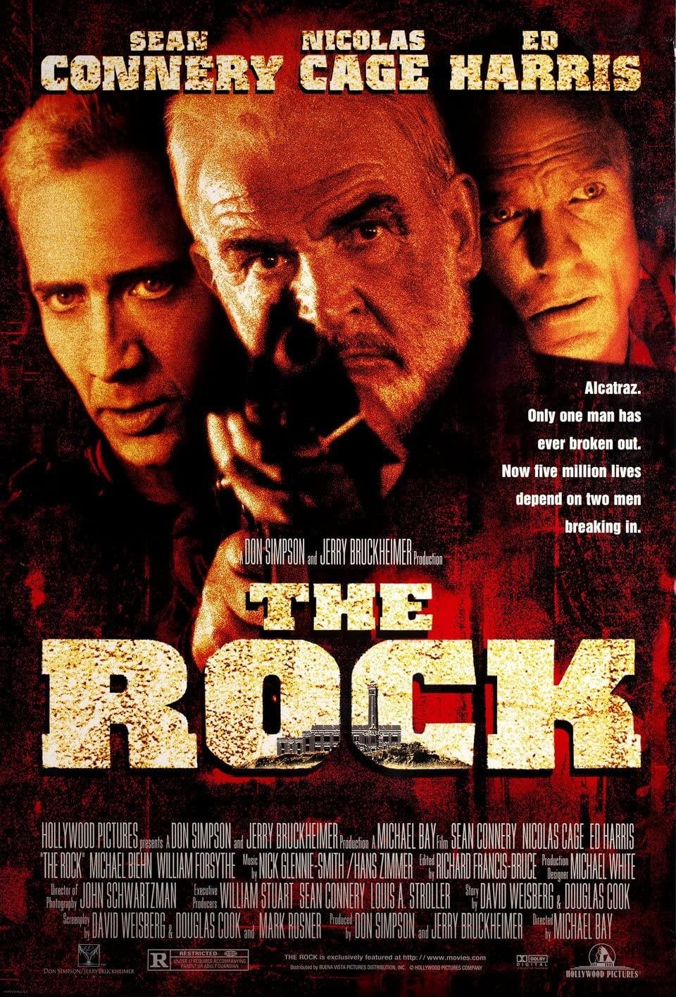 THE ROCK (25th Anniversary)
