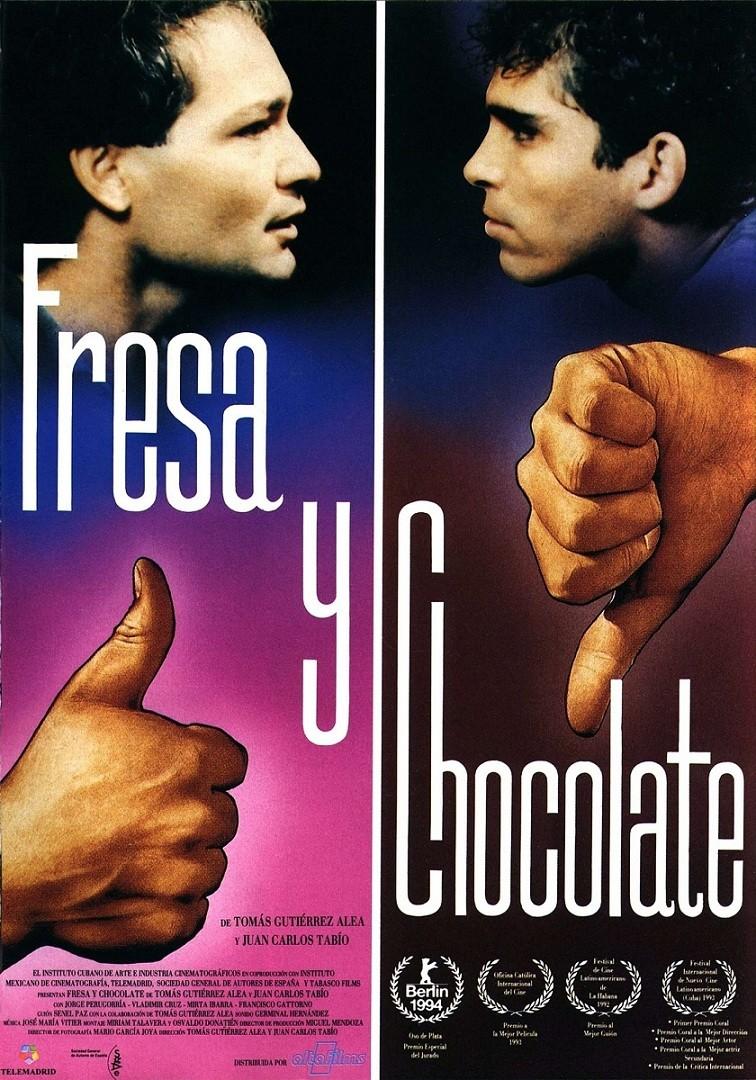 STRAWBERRY AND CHOCOLATE (Fresa y chocolate)