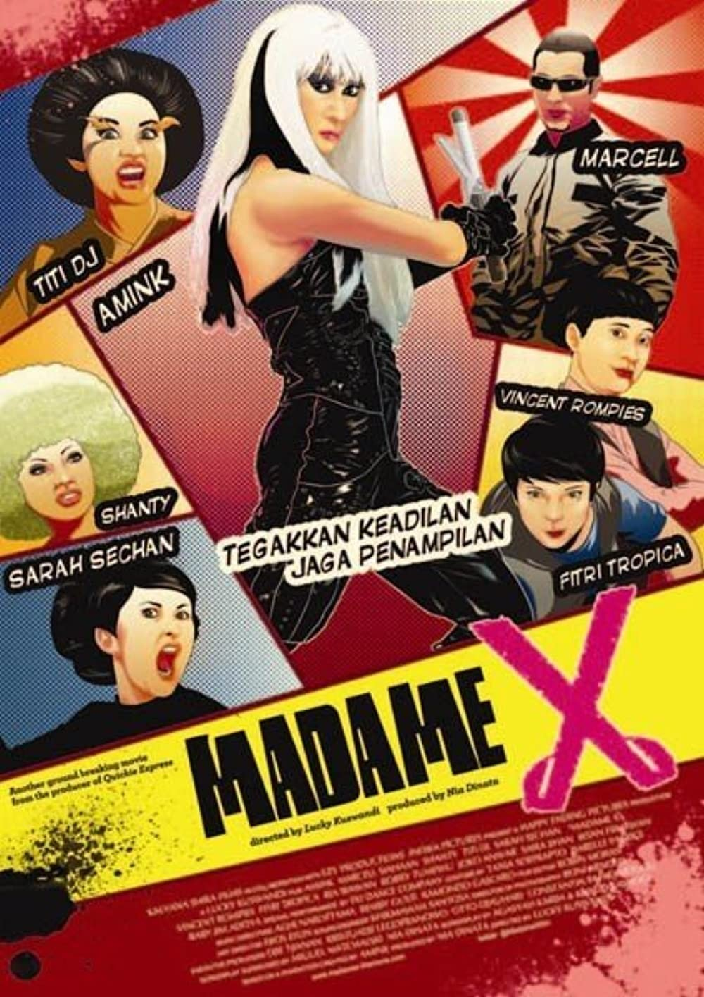 MADAME X [10th Anniversary]  -Queer East 2021