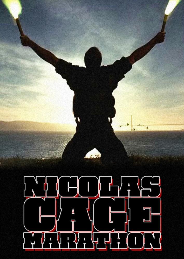 NICOLAS CAGE MARATHON